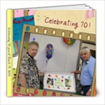 Pat and Chief s Birthday - 8x8 Photo Book (20 pages)