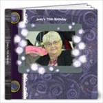judybrunty - 12x12 Photo Book (20 pages)