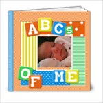 adam - 6x6 Photo Book (20 pages)