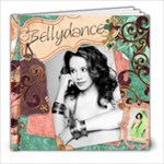 Bellydance 3 - 8x8 Photo Book (20 pages)