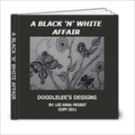 BLK N WHT  - 6x6 Photo Book (20 pages)