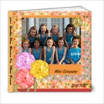 2011 Mini s Scrapbook - 6x6 Photo Book (20 pages)