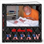 PaPaw s Book 12 x 12 - 12x12 Photo Book (20 pages)