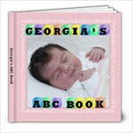 ABC photo book - 8x8 Photo Book (20 pages)