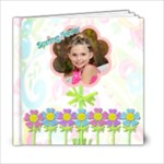 6x6 spring fever book - 6x6 Photo Book (20 pages)