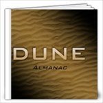Dune Almanac v2.9f_s - 12x12 Photo Book (20 pages)