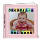 ABC photo book - 6x6 Photo Book (20 pages)