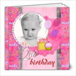 lily creation - 8x8 Photo Book (20 pages)