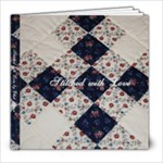 Grandma s Quilts - 8x8 Photo Book (20 pages)