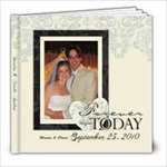 NataliesWedding - 8x8 Photo Book (20 pages)