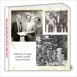 50th anniversary book final - 8x8 Photo Book (20 pages)