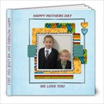 mawmaws book - 8x8 Photo Book (20 pages)