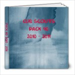 cub scouts 2010 - 8x8 Photo Book (20 pages)