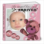 luana s baby book - 8x8 Photo Book (20 pages)