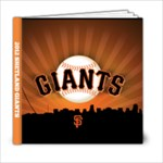 The Giants - 6x6 Photo Book (20 pages)
