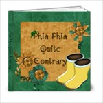 phia phia quite contrary - 6x6 Photo Book (20 pages)