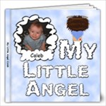 My Little Angel Boy 12x12 - 12x12 Photo Book (20 pages)