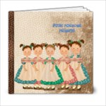 Calico Doll - 6x6 Photo Book (20 pages)