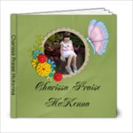 Charissa - 6x6 Photo Book (20 pages)