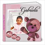 Album Gabi - 8x8 Photo Book (20 pages)