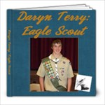 Dare is an Eagle - 8x8 Photo Book (20 pages)