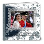 Royal Wedding  - 8x8 Photo Book (20 pages)