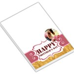 happy mothers day - Large Memo Pads