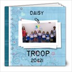 Girl Scout book - 8x8 Photo Book (20 pages)