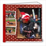 BAC Softball 2011 - 8x8 Photo Book (30 pages)