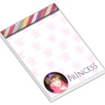 Princess Large Notepad - Large Memo Pads