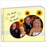 mallory and chris book - 7x5 Photo Book (20 pages)