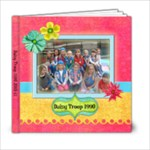 book - 6x6 Photo Book (20 pages)