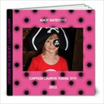 Lauryn5thBirthday - 8x8 Photo Book (20 pages)