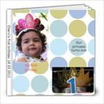 Charvi1stbday - 8x8 Photo Book (20 pages)