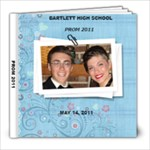 PROM 2011 - 8x8 Photo Book (20 pages)