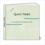 Recipes - 6x6 Photo Book (20 pages)