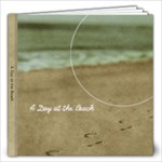 At the Beach 12x12 Photo Book - 12x12 Photo Book (20 pages)