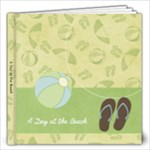At the Beach Two 12x12 Photo Book - 12x12 Photo Book (20 pages)