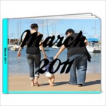 march new - 9x7 Photo Book (20 pages)