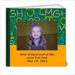wee school fun day - 6x6 Photo Book (20 pages)