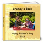grampys book - 8x8 Photo Book (20 pages)