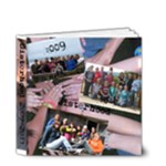 sisterhood 2009-2011 - 4x4 Deluxe Photo Book (20 pages)