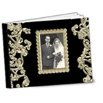 Liquid Gold  Deluxe wedding  book  7 x 5 - 7x5 Deluxe Photo Book (20 pages)