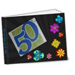 50th B-Day - 7x5 Deluxe Photo Book (20 pages)