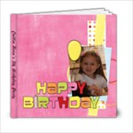 Caitlin 5th bday - 6x6 Photo Book (20 pages)
