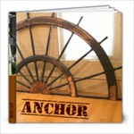 Anchor 2020 - 8x8 Photo Book (20 pages)