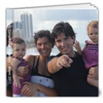 Feliz Cumplea?os Abuelitos - Miami 2011 - 8x8 Deluxe Photo Book (20 pages)
