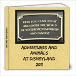 disneyland may 2001 final - 8x8 Photo Book (20 pages)
