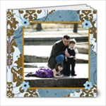 father s day book - 8x8 Photo Book (20 pages)