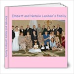 Grandma s Relatives book updated - 8x8 Photo Book (39 pages)